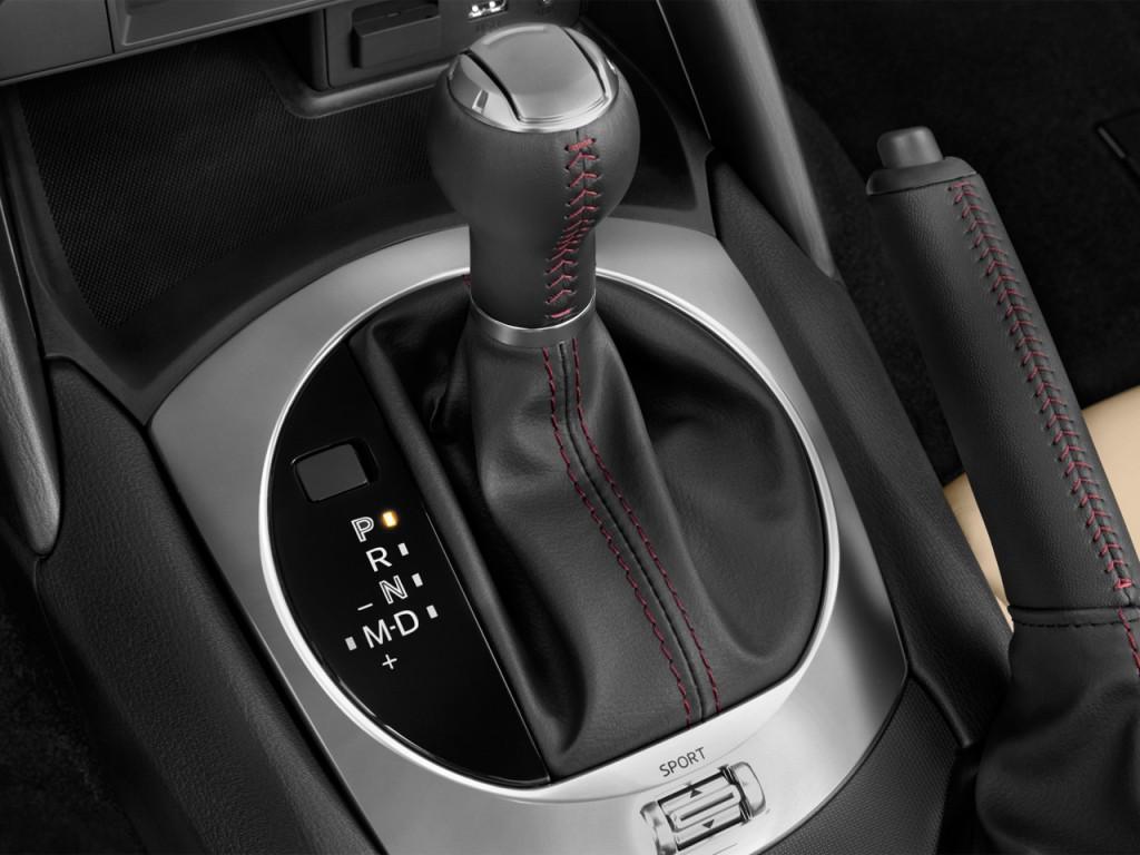 Image: 2017 Mazda MX-5 Miata Grand Touring Manual Gear ...