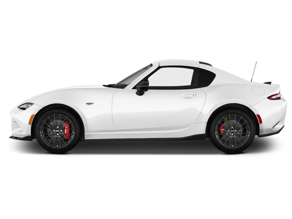 Minivans For Sale >> Image: 2017 Mazda MX-5 Miata RF Club Auto Side Exterior View, size: 1024 x 768, type: gif ...
