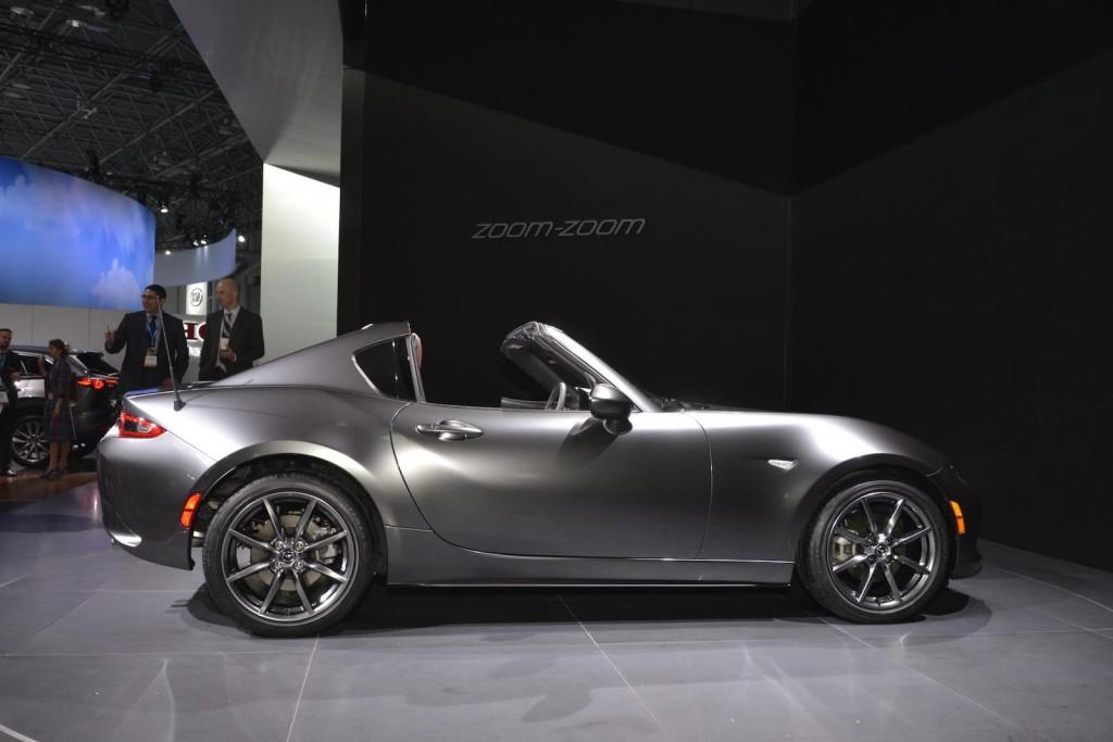 Image 2017 Mazda Mx 5 Miata Rf 2016 New York Auto Show Size 1024 X 683 Type Gif Posted On