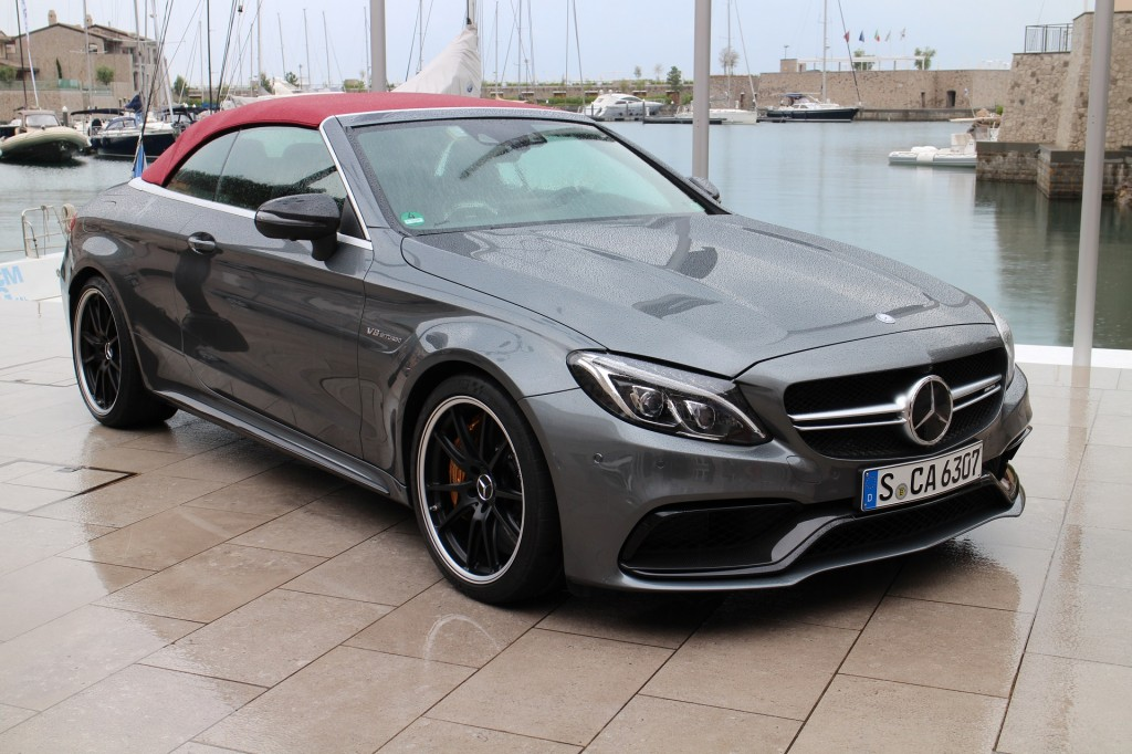 image 2017 mercedes amg c63s cabrio european version trieste region may 2016 size 1024 x. Black Bedroom Furniture Sets. Home Design Ideas