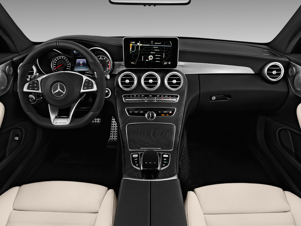 Image: 2017 Mercedes-Benz C Class AMG C43 4MATIC Coupe ...