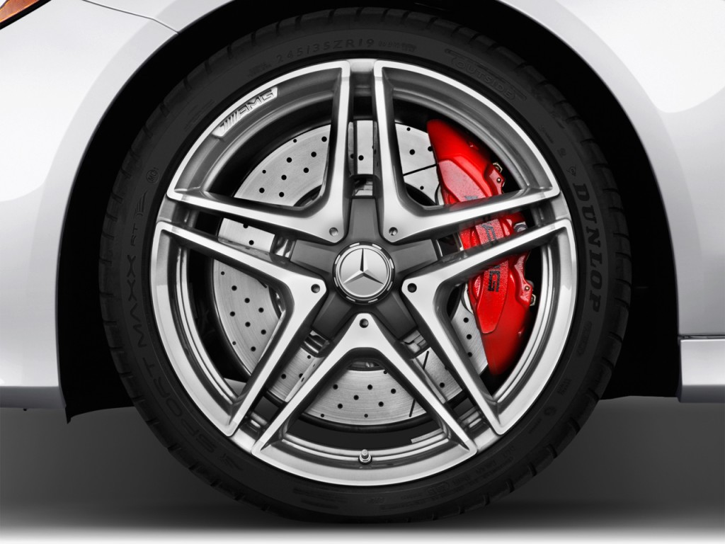 Image 2017 mercedes benz c class amg c63 s sedan wheel for Mercedes benz c300 tire size