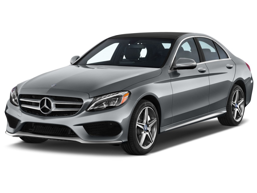 Image: 2017 Mercedes-Benz C Class C300 Sedan with Sport ...