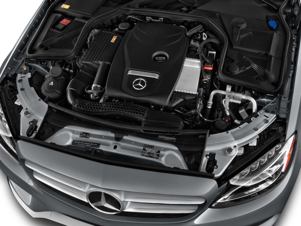 Image 2017 mercedes benz c class c300 sedan with sport for Mercedes benz c300 engine