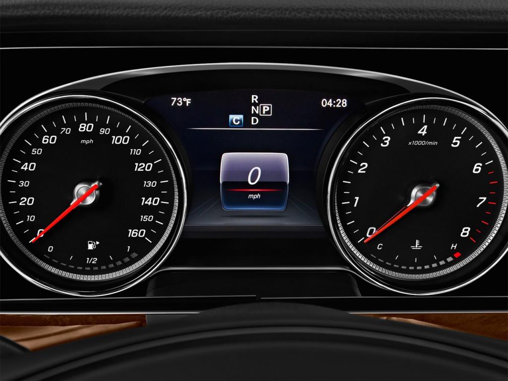 Image: 2017 Mercedes-Benz E Class E 400 Sport 4MATIC Wagon ...