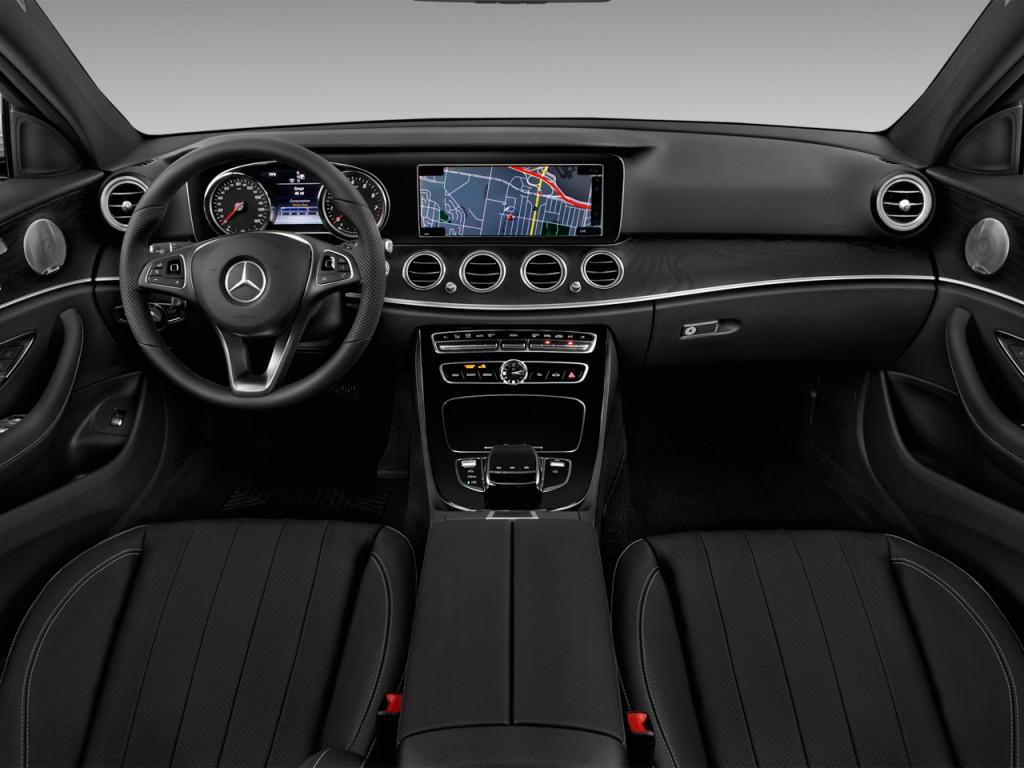 Image 2017 mercedes benz e class e300 sport rwd sedan for Mercedes benz dashboard