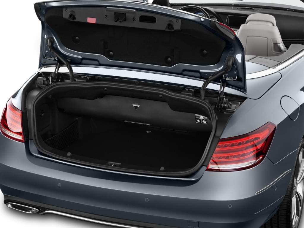 Image 2017 mercedes benz e class e400 rwd cabriolet trunk for How to open the trunk of a mercedes benz e320