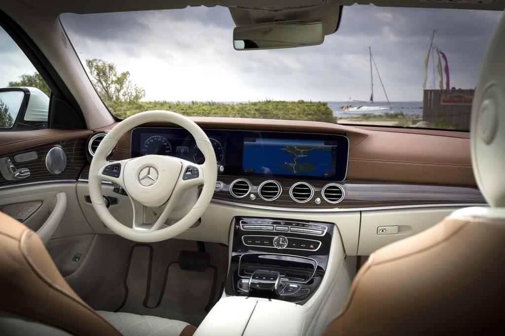2017 Mercedes-Benz E400 Wagon first drive