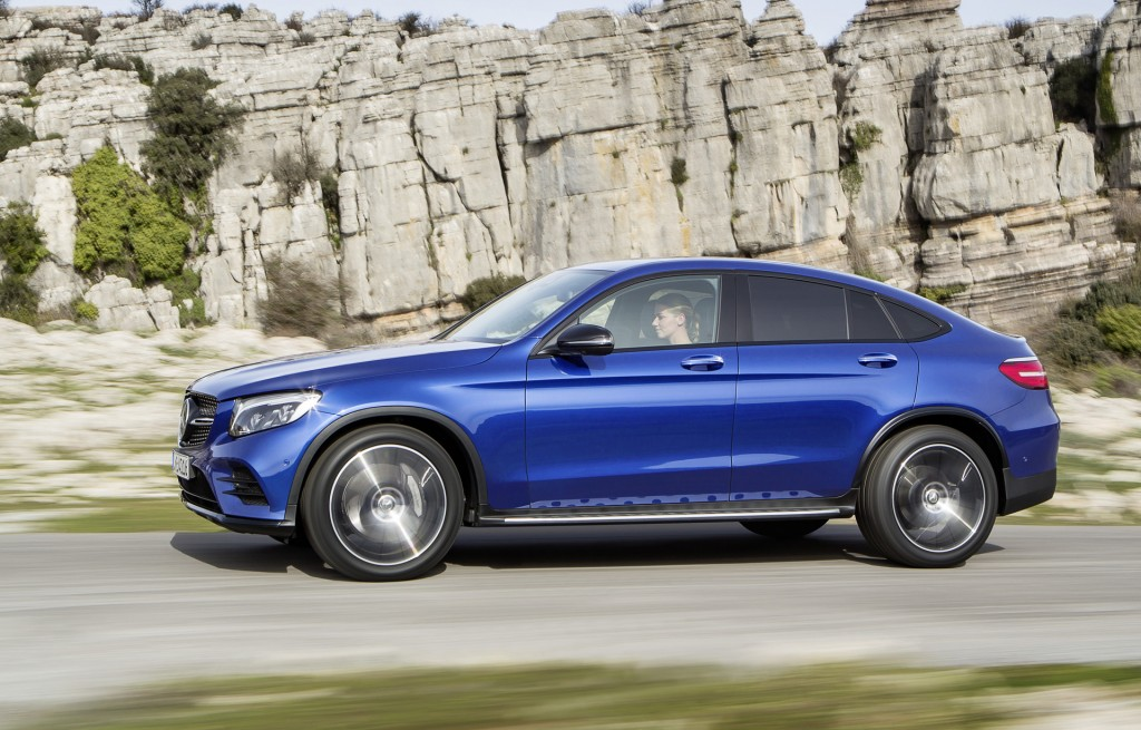 Image 2017 Mercedes Benz Glc Coupe Size 1024 X 655