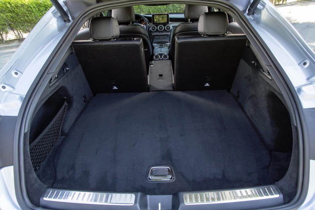 2017 Mercedes-Benz GLC-Class Coupe (GLC300 Coupe 4Matic)