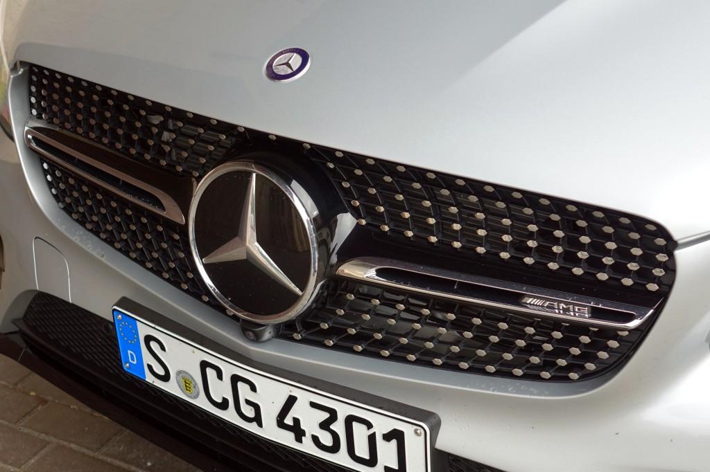2017 Mercedes-AMG GLC43, Affalterbach, Germany