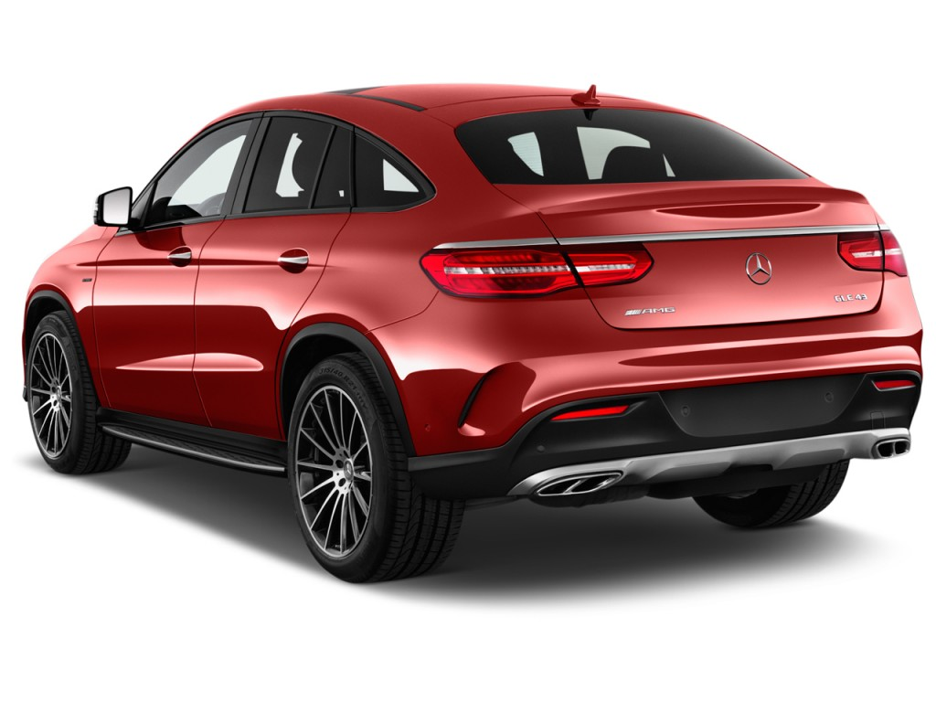 image 2017 mercedes benz gle amg gle 43 4matic coupe angular rear exterior view size 1024 x. Black Bedroom Furniture Sets. Home Design Ideas