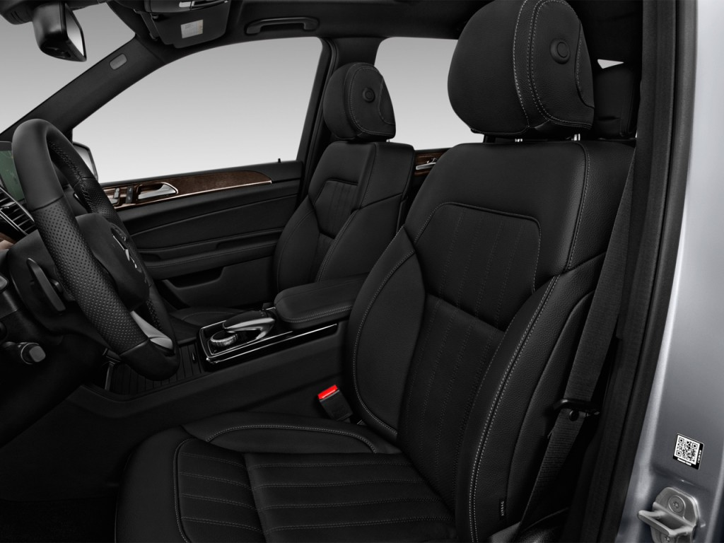Image: 2017 Mercedes-Benz GLE GLE350 4MATIC SUV Front ...