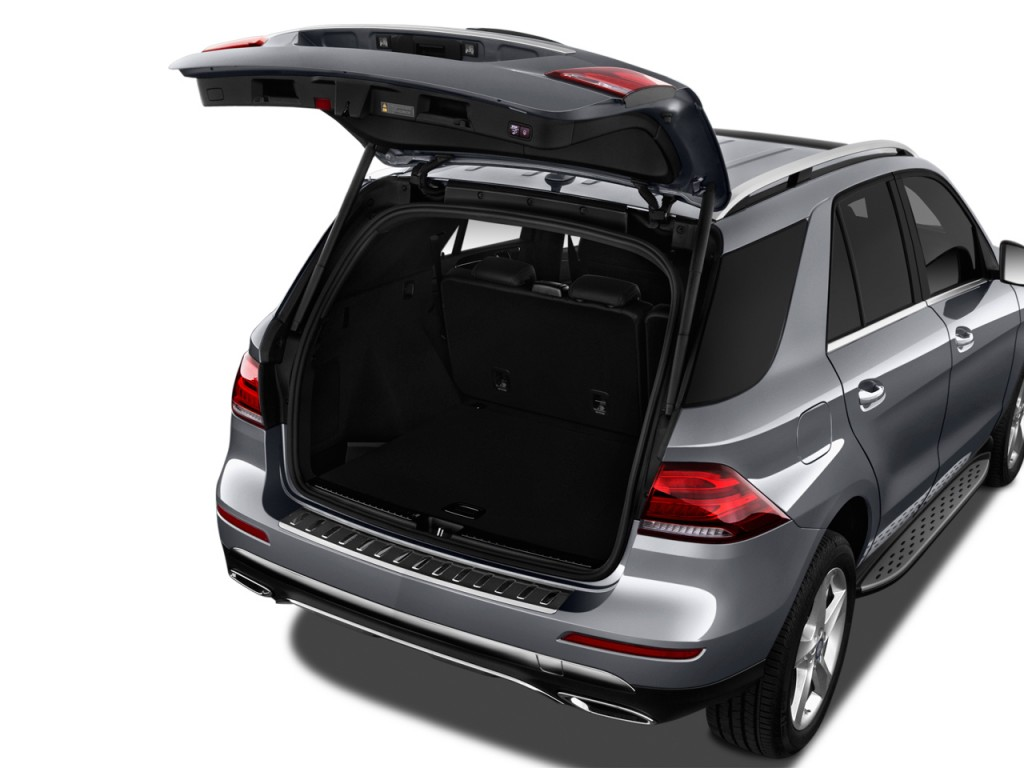 Image 2017 mercedes benz gle gle350 4matic suv trunk for 2017 mercedes benz gle350 4matic price