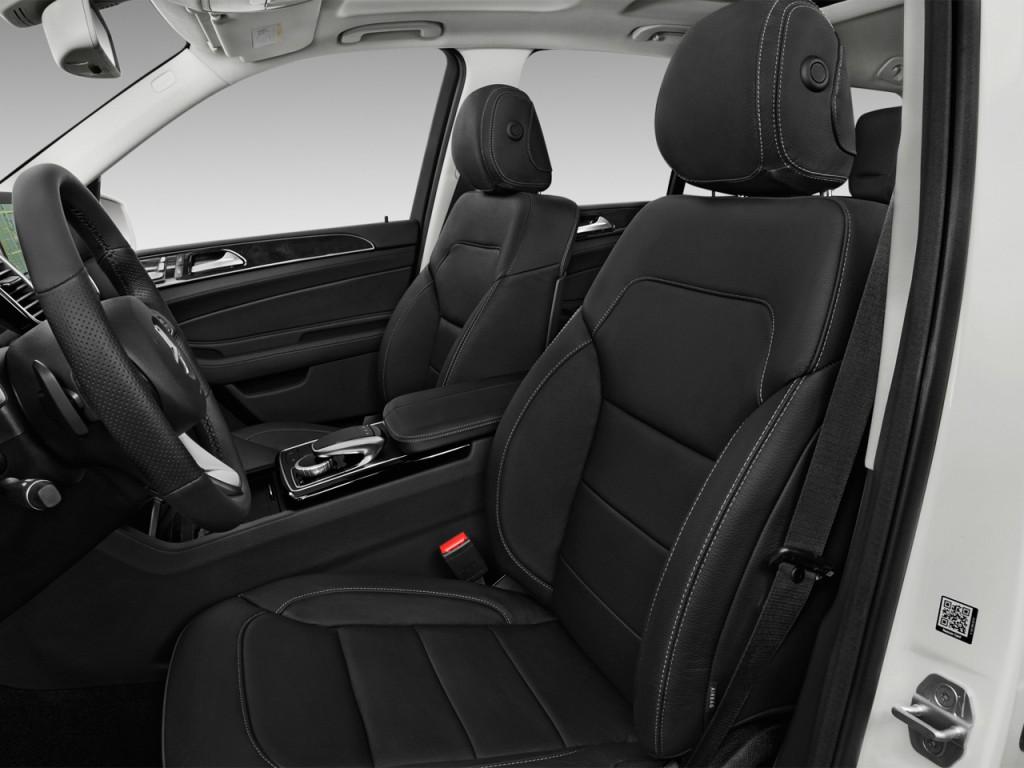 Image 2017 Mercedes Benz Gle Gle550e 4matic Suv Front