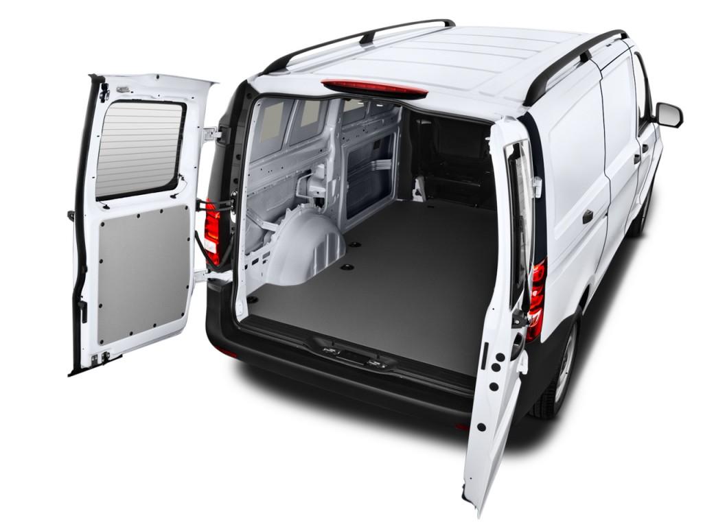 image 2017 mercedes benz metris cargo van standard roof 126 wheelbase trunk size 1024 x 768. Black Bedroom Furniture Sets. Home Design Ideas