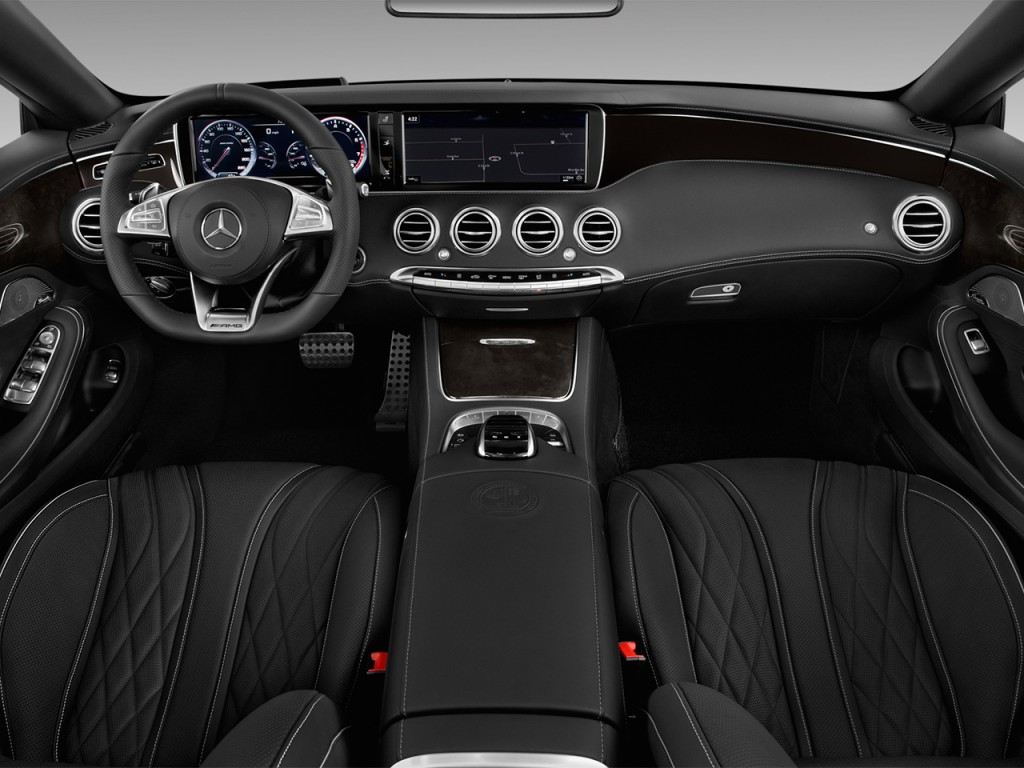 Image: 2017 Mercedes-Benz S Class AMG S65 Cabriolet ...