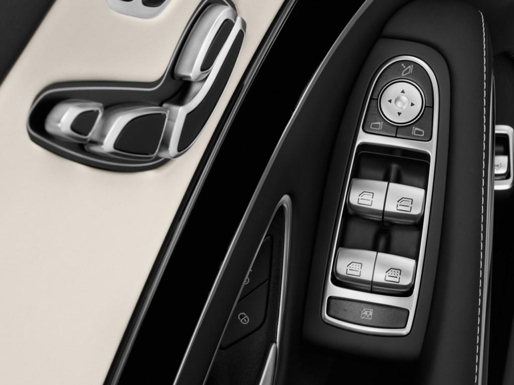 Image 2017 Mercedes Benz S Class Maybach S600 Sedan Door