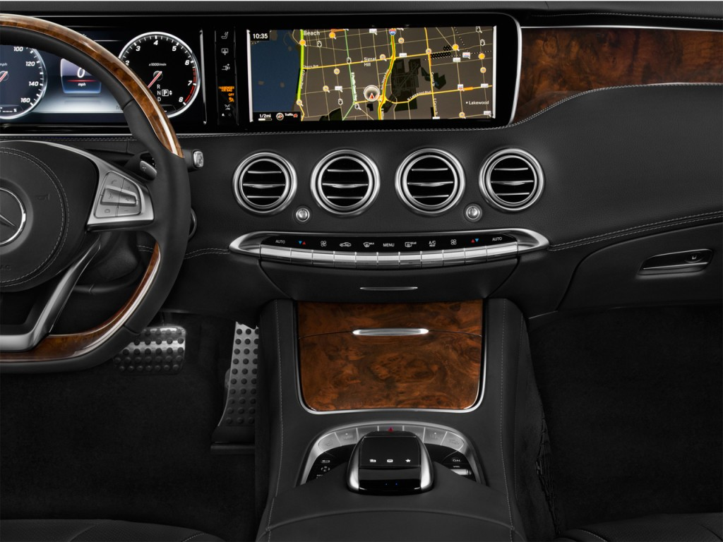 image 2017 mercedes benz s class s550 4matic coupe instrument panel size 1024 x 768 type. Black Bedroom Furniture Sets. Home Design Ideas