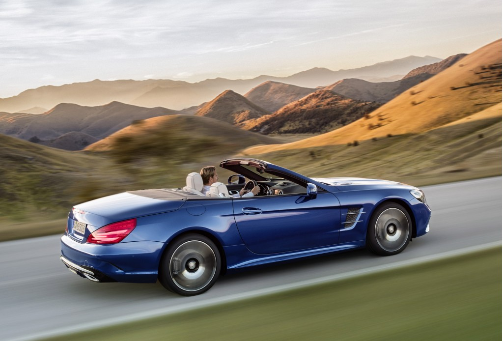 Image 2017 Mercedes Benz Sl Class Size 1024 X 694 Type Gif Posted On November 13 2015 5