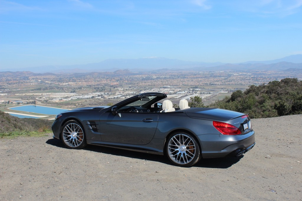 Image: 2017 Mercedes-Benz SL63 AMG - First Drive, size ...