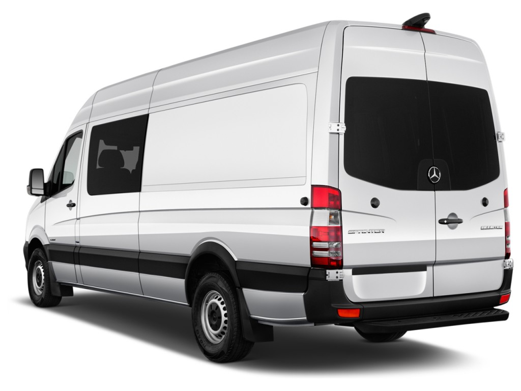 image 2017 mercedes benz sprinter crew van 2500 high roof