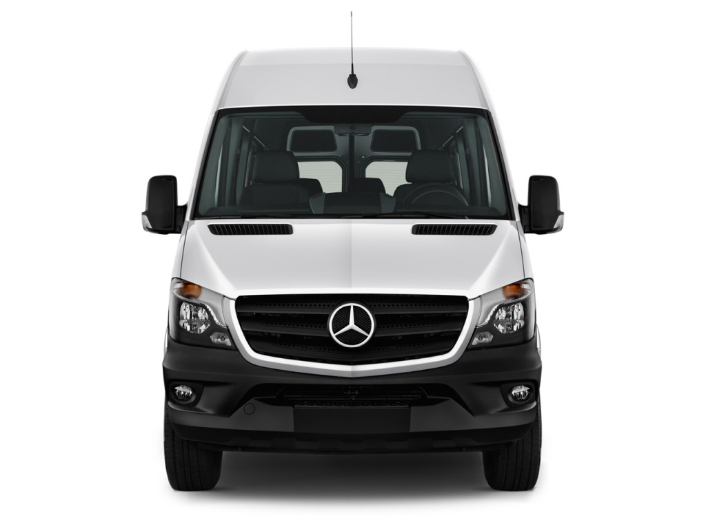 image 2017 mercedes benz sprinter crew van 2500 high roof v6 170 rwd front exterior view size. Black Bedroom Furniture Sets. Home Design Ideas