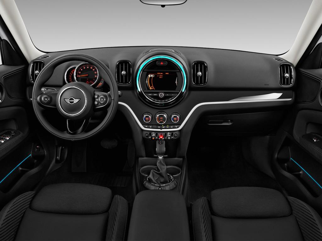 2017 Mini Cooper Countryman S Fwd Dashboard