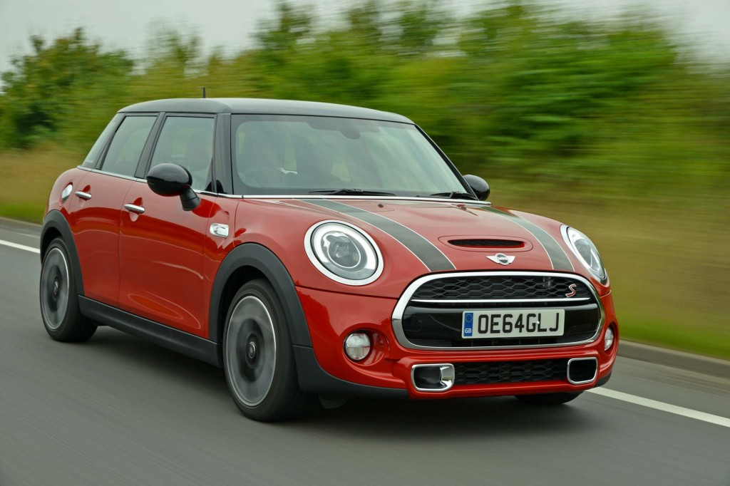 2017 Mini Cooper Review Ratings Specs Prices And Photos The Car Connection
