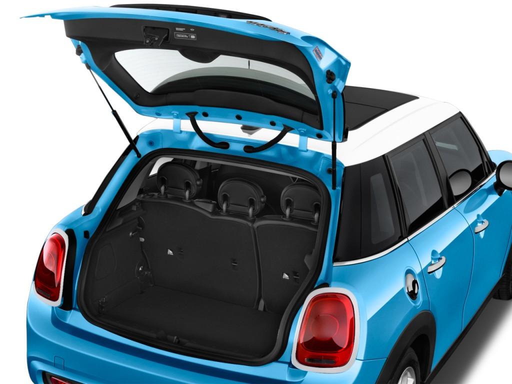 Mini Cooper 4 Door Trunk