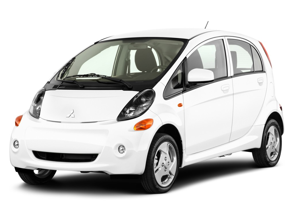 2017 Mitsubishi I Miev Review Ratings Specs Prices And Photos The Car Connection