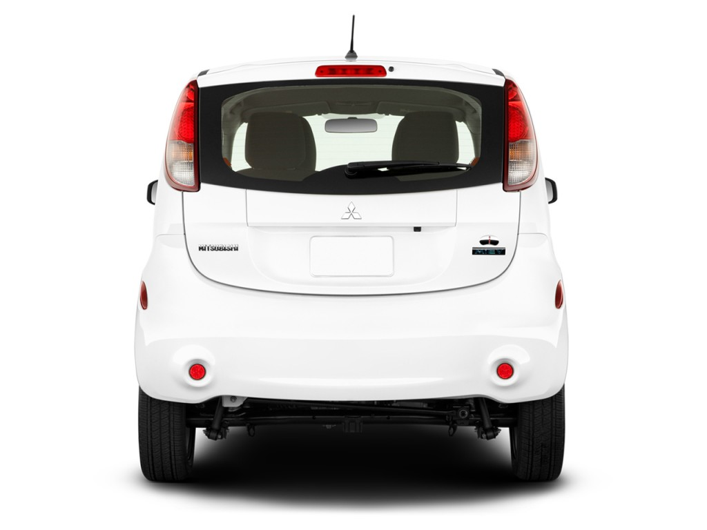image 2017 mitsubishi i miev es automatic rear exterior view size 1024 x 768 type gif. Black Bedroom Furniture Sets. Home Design Ideas