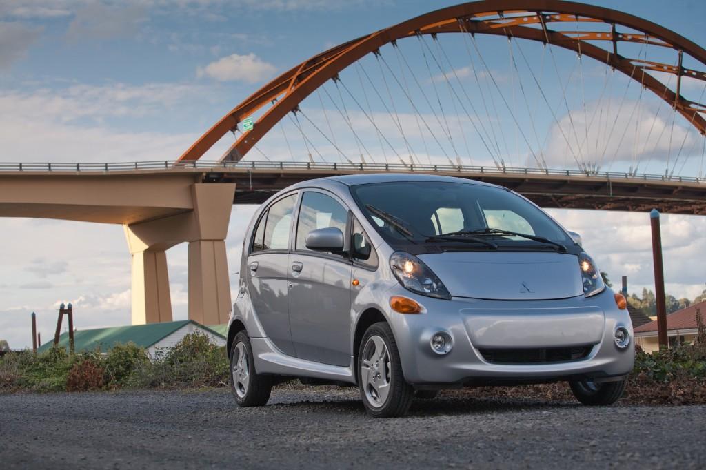mitsubishi electric cars to use nissan renault platforms report