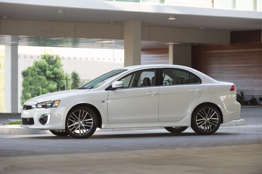 2017 Mitsubishi Lancer Review Ratings Specs Prices And Photos The Car Connection