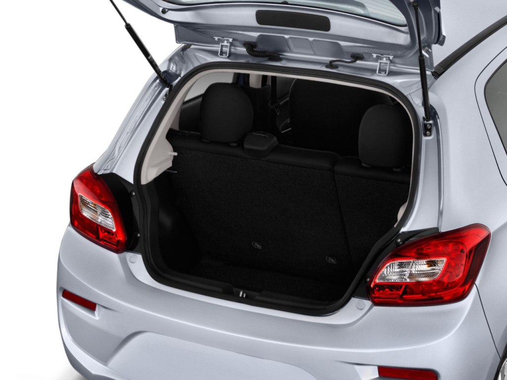 Image: 2017 Mitsubishi Mirage SE Manual Trunk, Size: 1024