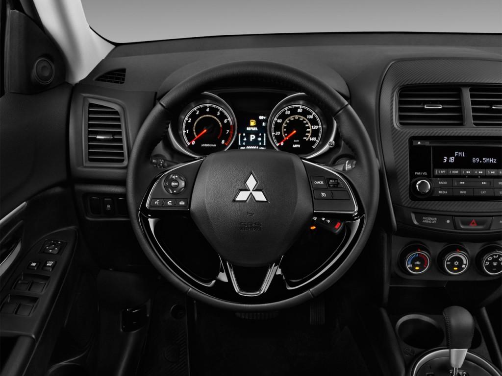 image 2017 mitsubishi outlander sport es 2 0 awc cvt steering wheel size 1024 x 768 type. Black Bedroom Furniture Sets. Home Design Ideas