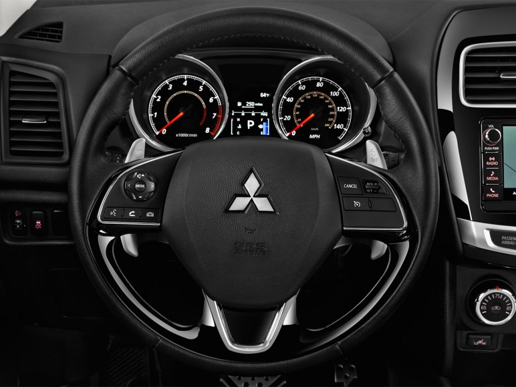 image 2017 mitsubishi outlander sport gt 2 4 awc cvt steering wheel size 1024 x 768 type. Black Bedroom Furniture Sets. Home Design Ideas