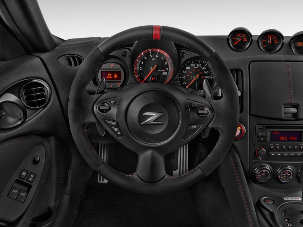 Image 2017 Nissan 370z Coupe Nismo Manual Steering Wheel Size 1024 X 768 Type Gif Posted