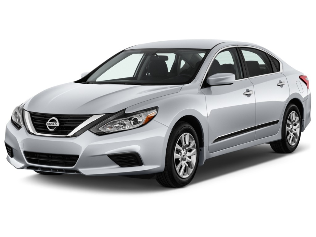 Image 2017 Nissan Altima 2 5 S Angular Front Exterior