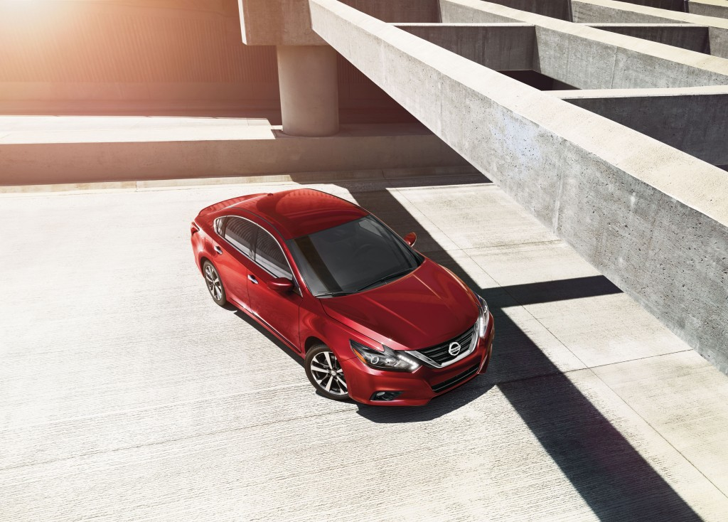 Nissan Altima recalled for passenger door that could open when window is lowered