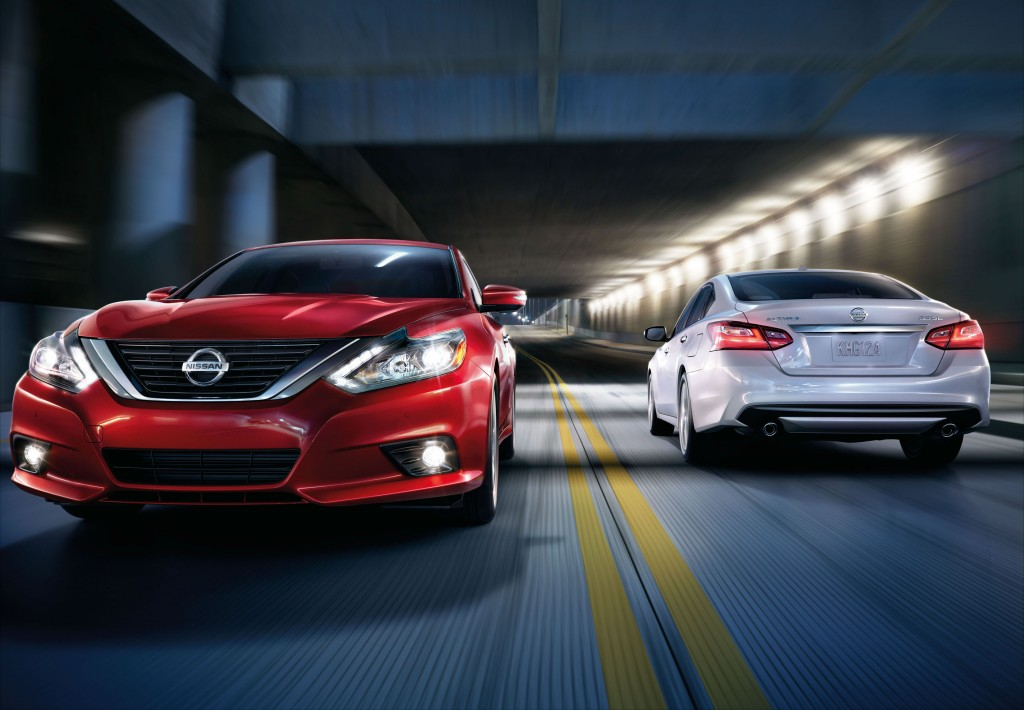 2017 Nissan Altima updated with more standard safety tech