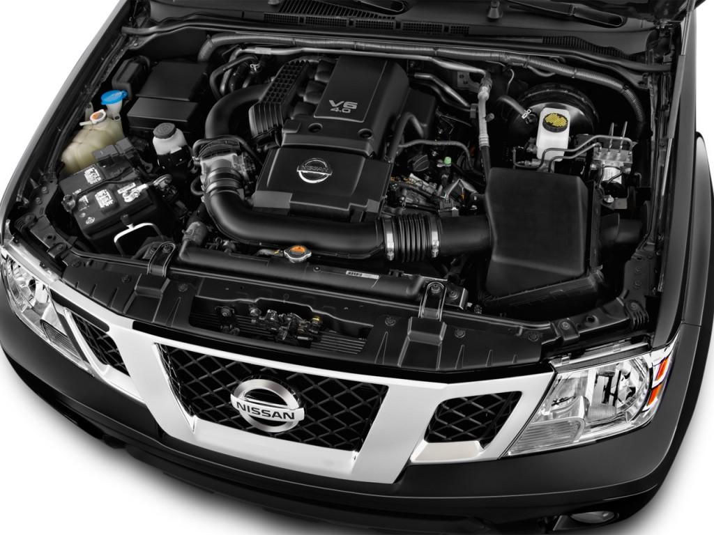 Image 2017 Nissan Frontier Crew Cab 4x2 Sv V6 Auto Engine