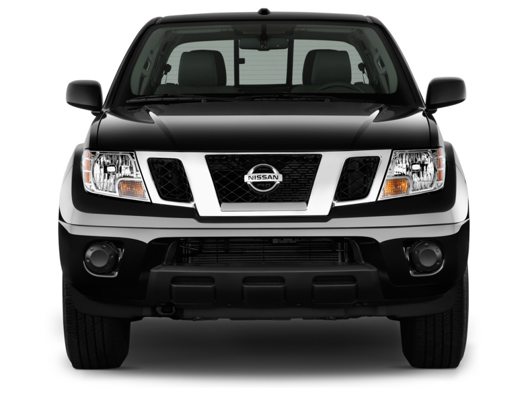 image 2017 nissan frontier crew cab 4x2 sv v6 auto front exterior view size 1024 x 768 type. Black Bedroom Furniture Sets. Home Design Ideas