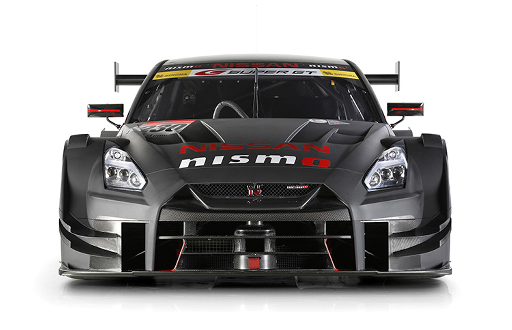 Nissan Gt R Super Gt Racer Revealed