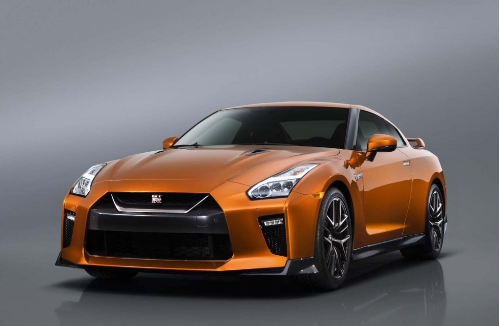 2017 nissan gt-r priced from $111,585