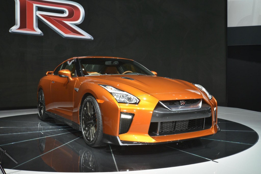 2017 Nissan GT-R, 2016 New York Auto Show