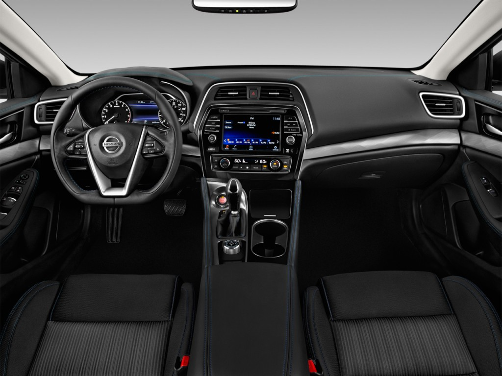 image 2017 nissan maxima s 3 5l dashboard size 1024 x 768 type gif posted on october 7. Black Bedroom Furniture Sets. Home Design Ideas
