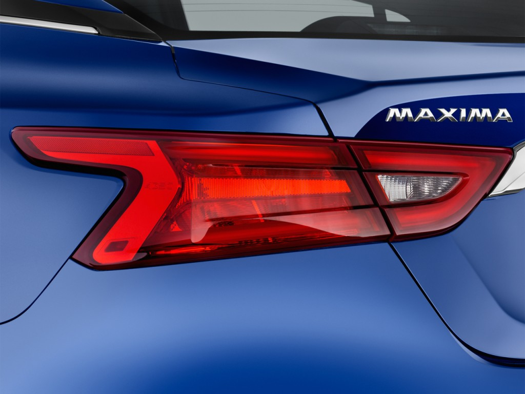 Image: 2017 Nissan Maxima S 3.5L Tail Light, size: 1024 x ...
