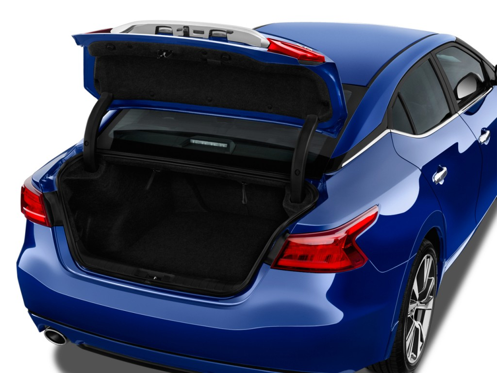 image 2017 nissan maxima s 3 5l trunk size 1024 x 768 type gif posted on october 7 2016. Black Bedroom Furniture Sets. Home Design Ideas