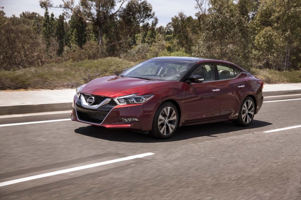Nissan Maxima Reviews Car And Driver